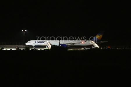 Χανιά: Αναγκαστική προσγείωση αεροσκάφους με συνοδεία F16 – Τηλέφωνο για βόμβα | Pagenews.gr