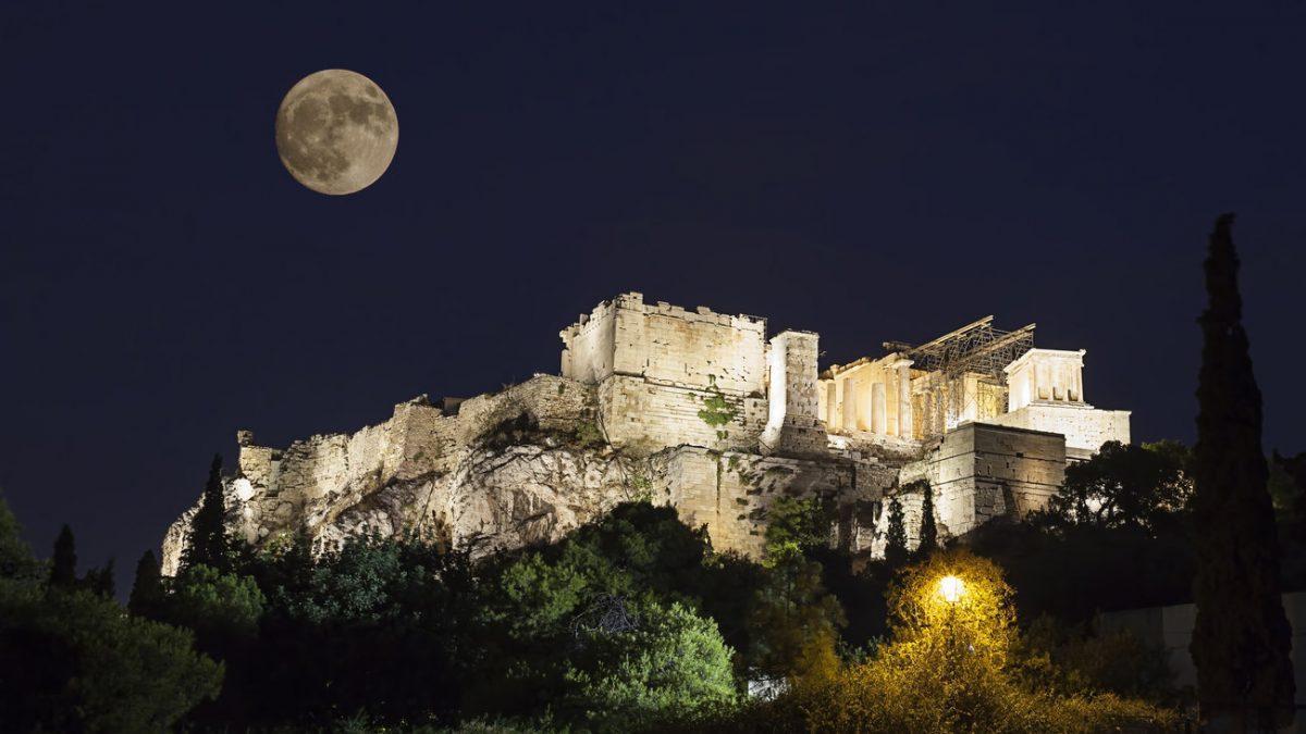 Πανσέληνος Αυγούστου: Εκδηλώσεις σε 132 αρχαιολογικούς χώρους και μουσεία | Pagenews.gr