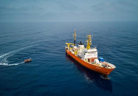 Aquarius: «Τερματισμός» των επιχειρήσεων διάσωσης του πλοίου Aquarius | Pagenews.gr