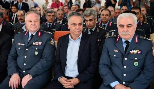 Η τελετή παράδοσης – ανάληψης καθηκόντων για το νέο αρχηγό της ΕΛ.ΑΣ. (pics) | Pagenews.gr