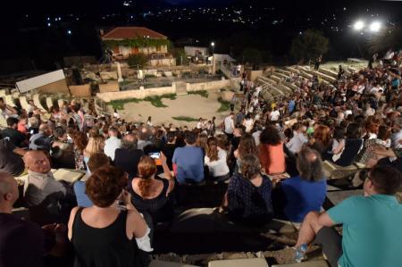 Οιδίπους επί Κολωνώ στο Αρχαίο Θέατρο Επιδαύρου | Pagenews.gr
