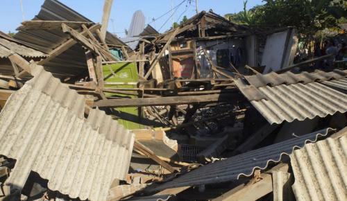 Σεισμός: Στους 164 νεκρούς ο απολογισμός των θυμάτων στην Ινδονησία   Pagenews.gr