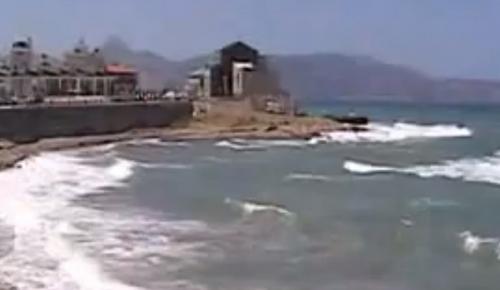 Ηράκλειο: Mετατροπή του Κόλπου του Δερματά σε παραλία | Pagenews.gr