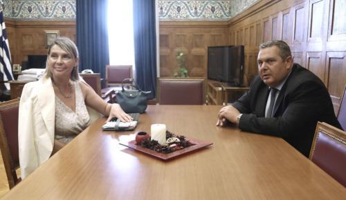 Συνάντηση Καμμένου – Παπακώστα ενόψει ανασχηματισμού | Pagenews.gr