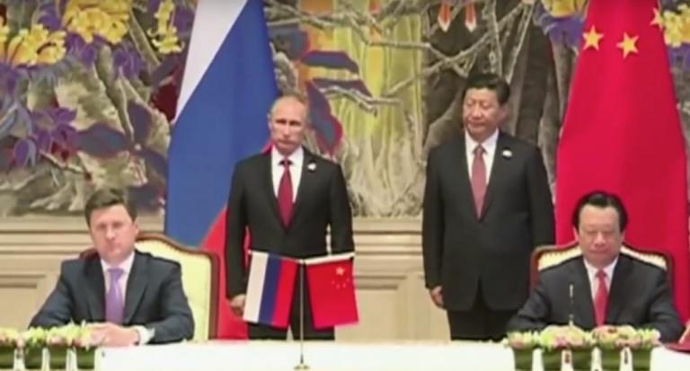 Κίνα – Ρωσία: Ίδρυση κοινού ταμείου για την περιφερειακή ανάπτυξη   Pagenews.gr