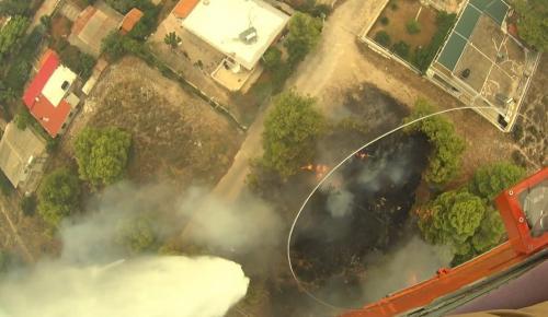 Φωτιές Αττική: Το συγκλονιστικό video από την πυρκαγιά στην Κινέτα   Pagenews.gr