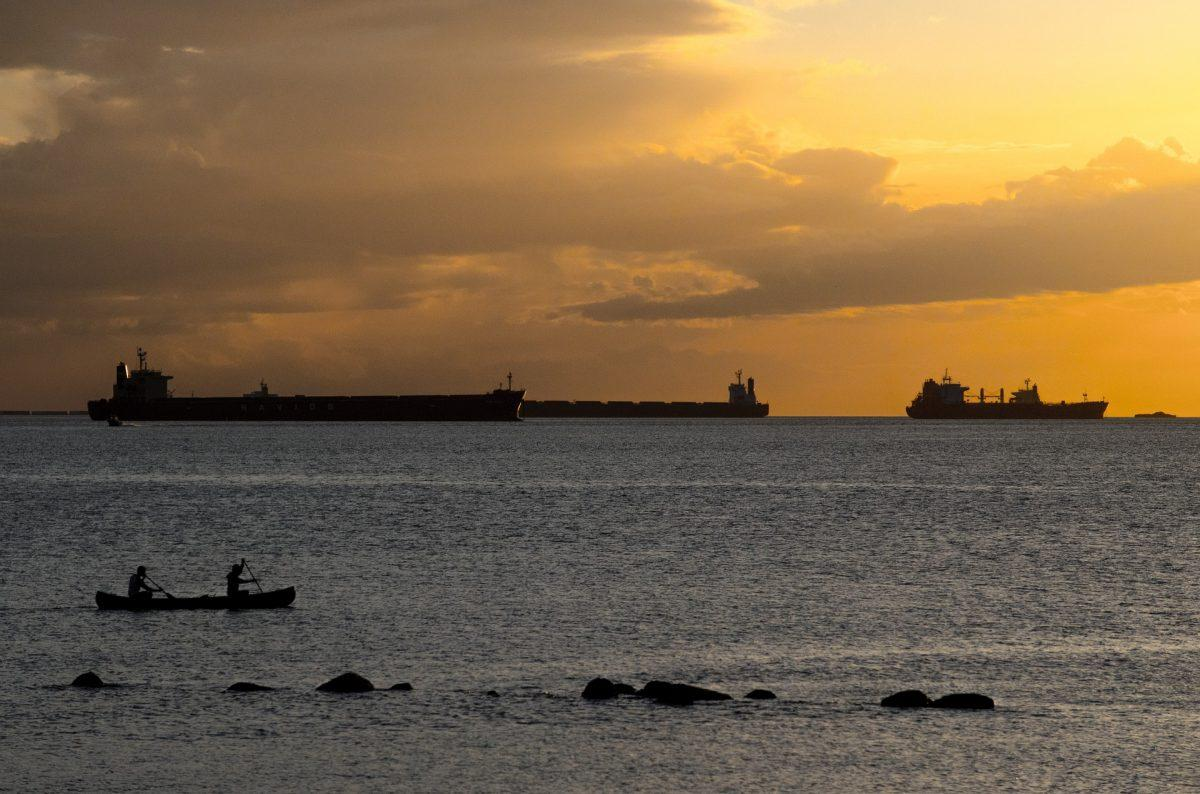 Γκαμπόν: Εξαφάνιση πλοίου τάνκερ ελληνικών συμφερόντων | Pagenews.gr