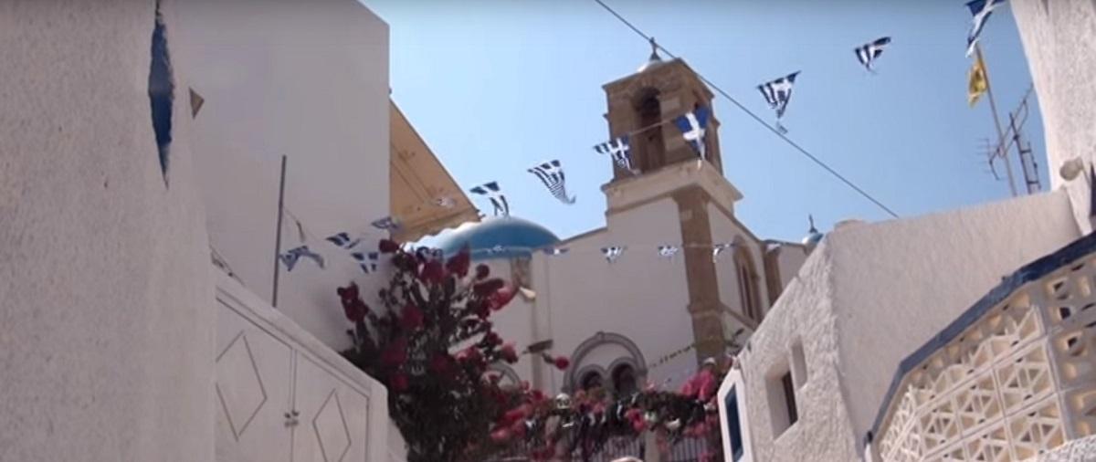 Δεκαπενταύγουστος: Πώς ανθίζουν τα κρινάκια στην «Παναγιά του Χάρου»   Pagenews.gr