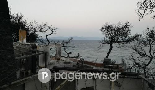 Μάτι: Το οδοιπορικό στον πύρινο όλεθρο – Οι νεκροί και τα δεκάδες ερωτήματα | Pagenews.gr