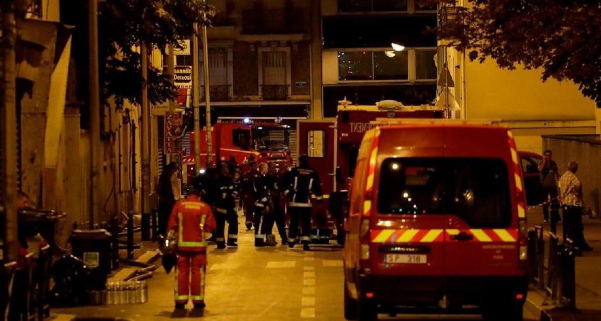 ΦΩΤΙΑ: 19 τραυματίες από πυρκαγιά σε διώροφο κτίριο στο Παρίσι | Pagenews.gr
