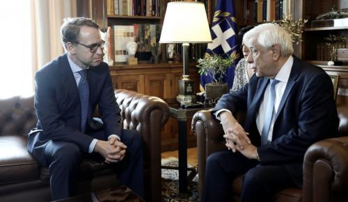 Παυλόπουλος σε Βάιντμαν: Οι εταίροι να στηρίξουν την αναπτυξιακή πορεία της χώρας | Pagenews.gr