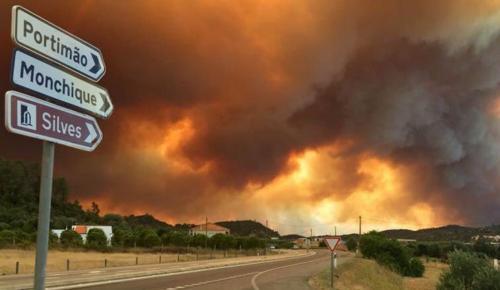 Πορτογαλία: Συνεχίζεται ο πύρινος εφιάλτης – Εκκενώνουν σπίτια (pics&vid)   Pagenews.gr