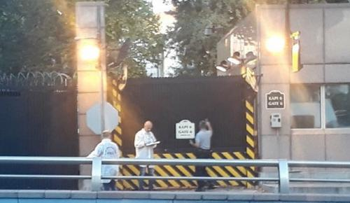 Άγκυρα: Πυροβολισμοί έξω από την πρεσβεία των ΗΠΑ (pic&vid) | Pagenews.gr