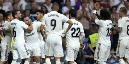 Ρεάλ Μαδρίτης – Χετάφε 2-0 (vid) | Pagenews.gr