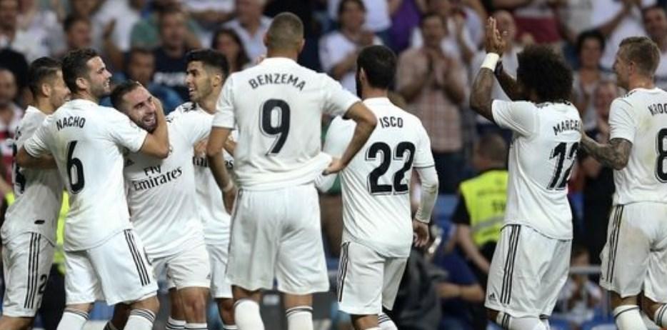 Ρεάλ Μαδρίτης – Χετάφε 2-0 (vid)   Pagenews.gr