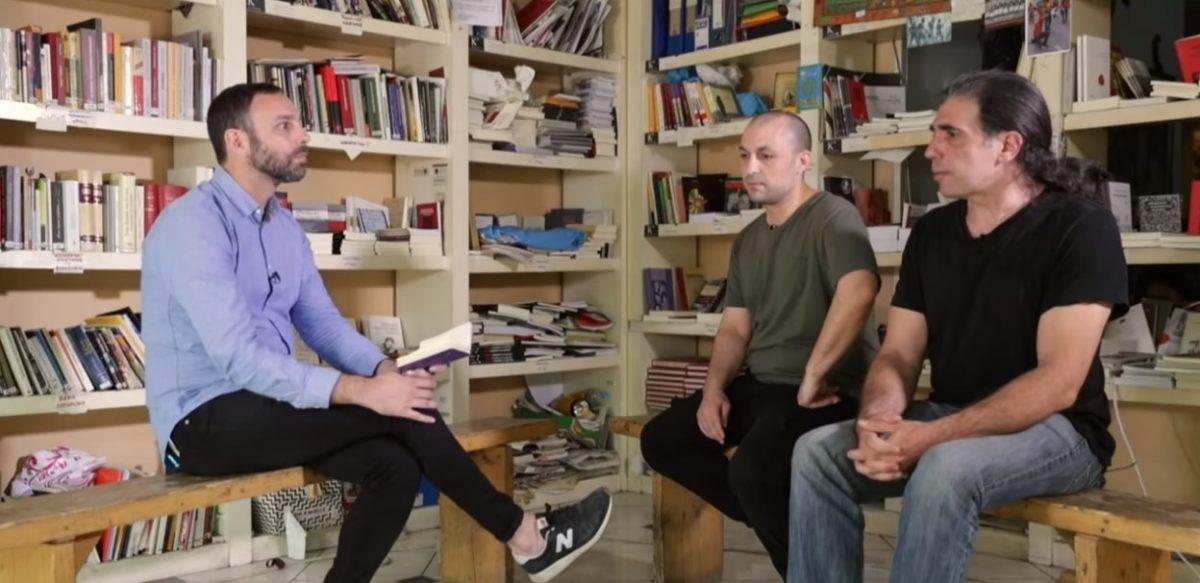 Ρουβίκωνας: Ο ΣΥΡΙΖΑ έκανε όσα δεν θα τολμούσε να κάνει ούτε η δεξιά (vid)   Pagenews.gr