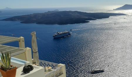 Σαντορίνη: Νέα δεδομένα για το πότε ακριβώς εξερράγη το ηφαίστειο (pics) | Pagenews.gr