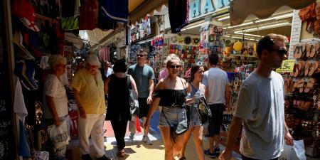 Αύξηση σημείωσαν οι αφίξεις των τουριστών τον Ιούνιο | Pagenews.gr