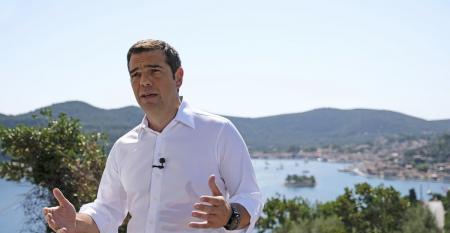 Διάγγελμα Τσίπρα: Tο μήνυμα του πρωθυπουργού για την έξοδο από τα μνημόνια | Pagenews.gr