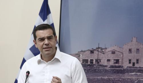 Πυρκαγιές Αττικής: Η ομιλία Τσίπρα μετά την κυβερνητική σύσκεψη στο Λαύριο   Pagenews.gr