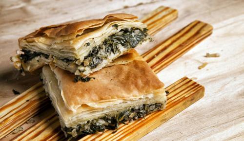 Η συνταγή της ημέρας: Χορτόπιτα με φύλλο κρούστας | Pagenews.gr