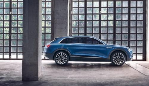 Παγκόσμια πρεμιέρα για το Audi e-tron | Pagenews.gr