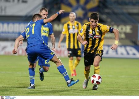 Δικαίωσε Παπαδόπουλο ο Κύρκος για το πέναλτι της ΑΕΚ | Pagenews.gr