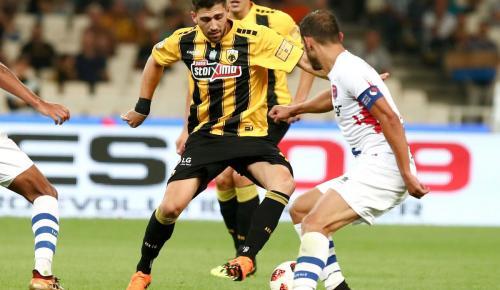 Super League: Εύκολα 4-0 τον Πανιώνιο η ΑΕΚ | Pagenews.gr