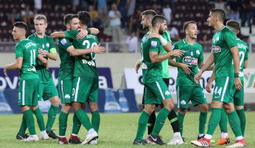Παναθηναϊκός: «Αέρας» και στη Λάρισα – Νίκη με 1-3 (pics) | Pagenews.gr