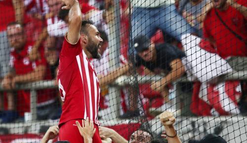 Ολυμπιακός: Ο Νάτχο απέτρεψε την «αυτοκτονία», 2-1 στο φινάλε τον Αστέρα | Pagenews.gr
