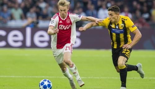 Βαθμολογία UEFA: Ξέφυγαν οι Ολλανδοί, ανεβαίνουν οι Τσέχοι (pic) | Pagenews.gr