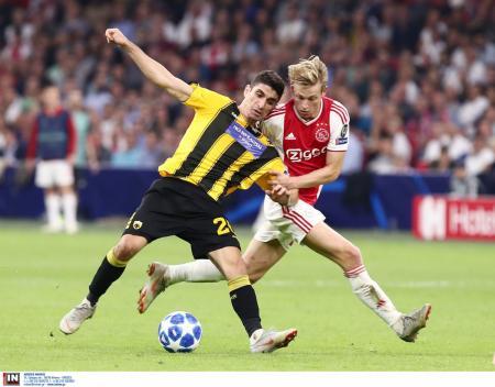 UEFA CHAMPIONS LEAGUE 2018: Οι πρεμιέρες που η ΑΕΚ θέλει να ξεχάσει (vids) | Pagenews.gr
