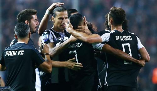 ΠΑΟΚ – ΑΕΚ 2-0 | Pagenews.gr
