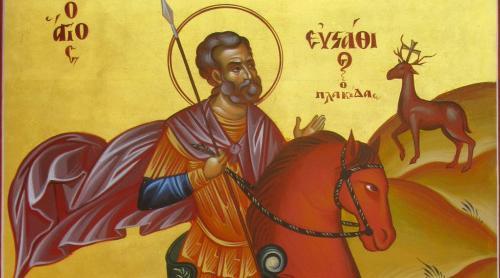 ΑΓΙΟΥ ΕΥΣΤΑΘΙΟΥ: Η ιστορία με το ελάφι που τον έκανε χριστιανό | Pagenews.gr