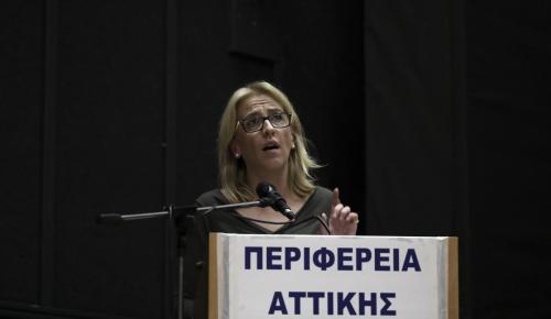 Δούρου: Με παρουσιάζουν πότε ως «αόρατη», πότε ως «ορατή» | Pagenews.gr