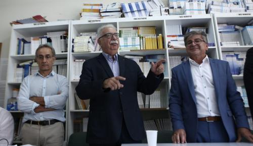 Ο Γαβρόγλου για το πρώτο κουδούνι στις εννιά: «Θα σταματήσουν οι καβγάδες στα σπίτια» | Pagenews.gr