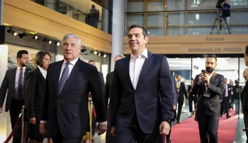 Τσίπρας σε Ταγιάνι: «Είναι ώρα η Ευρώπη να αλλάξει σελίδα» | Pagenews.gr