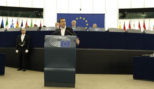 Οργισμένος Τσίπρας στο Ευρωκοινοβούλιο! (vid) | Pagenews.gr