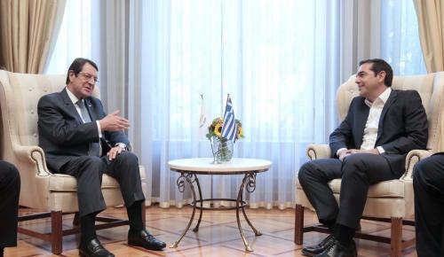 Τσίπρας: Η σταθερή μας στάση έχει δημιουργήσει προϋποθέσεις για το Κυπριακό (pics&vid)   Pagenews.gr