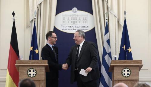 Σκοπιανό: Ο Κοτζιάς για τη Συμφωνία των Πρεσπών – «Μετά τα τέλη Γενάρη στη Βουλή» | Pagenews.gr