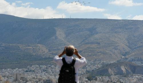 ATHENS FLYING WEEK: «Γέμισε» αεροπλάνα ο ουρανός της Αθήνας (pic)   Pagenews.gr
