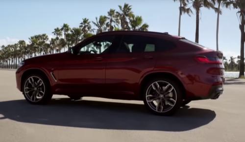 Η νέα BMW X4 με περισσότερο σπορ χαρακτήρα | Pagenews.gr