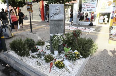 ΠΑΥΛΟΣ ΦΥΣΣΑΣ: Αντιφασιστική πορεία στο Κερατσίνι στη μνήμη του | Pagenews.gr