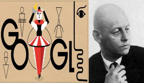 OSKAR SCHLEMMER: Αφιέρωμα στο Τριαδικό μπαλέτο στο Google Doodle | Pagenews.gr
