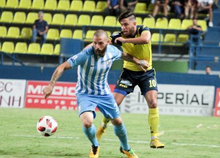 ΠΑΝΑΙΤΩΛΙΚΟΣ: Ισόπαλο σκορ 2-2 με τη Λαμία | Pagenews.gr