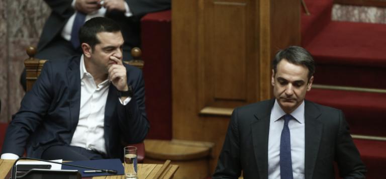 Δημοσκόπηση: Καθαρό προβάδισμα για ΝΔ – Τι λένε οι πολίτες για Σκοπιανό και Μάτι | Pagenews.gr