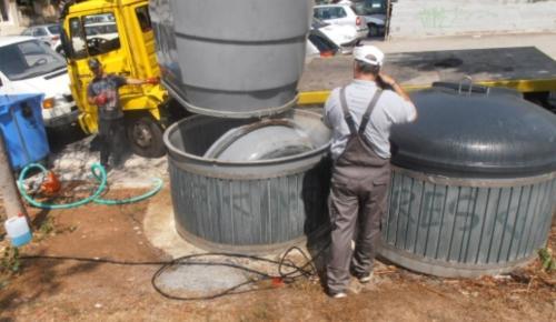 Δήμος Ηλιούπολης: Ξεκίνησε ο καθαρισμός των υπόγειων κάδων | Pagenews.gr