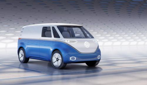 Volkswagen: Παγκόσμια πρεμιέρα για το «I.D. Buzz Cargo» (pics) | Pagenews.gr