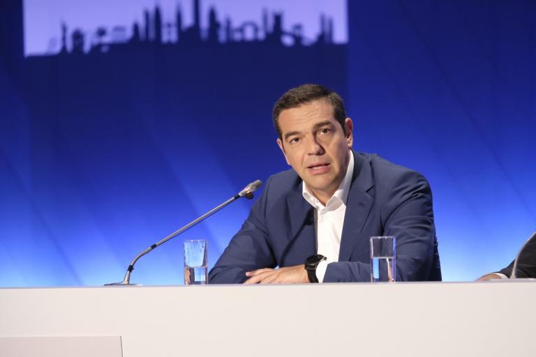 Αλέξης Τσίπρας: Η Ελλάδα στέκεται στα πόδια της μετά από χρόνια λιτότητας και ύφεσης | Pagenews.gr