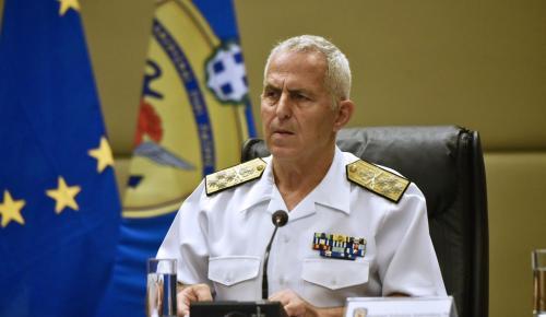 Αυστηρό μήνυμα του Αρχηγού ΓΕΕΘΑ στην Τουρκία για τις παραβιάσεις στο Αιγαίο | Pagenews.gr